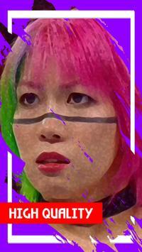 Asuka Wallpaper poster