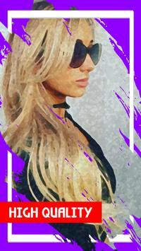Carmella Wallpaper poster
