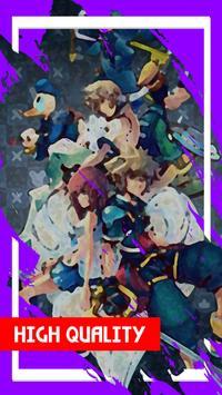 Kingdom Wallpaper Hearts apk screenshot