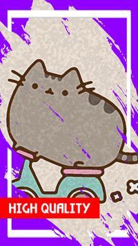 Pusheen Wallpapers The Cat screenshot 4