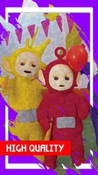 Tele Wallpapers Tubbies poster