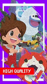 Yokai Play Watch Wallpapers apk screenshot