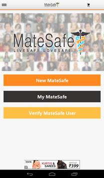 MateSafe. apk screenshot