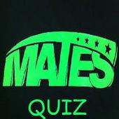 Mates Quiz icon