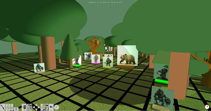 Tabuleiro Virtual poster
