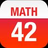MATH 42 أيقونة