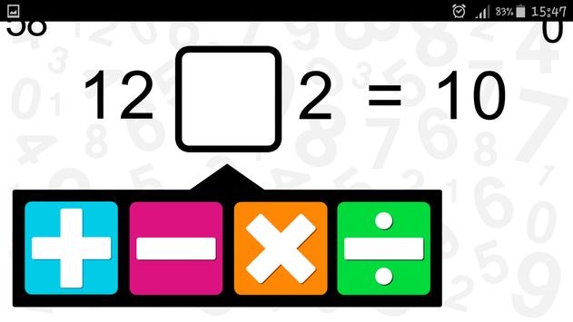 Math Genius - Educational screenshot 1