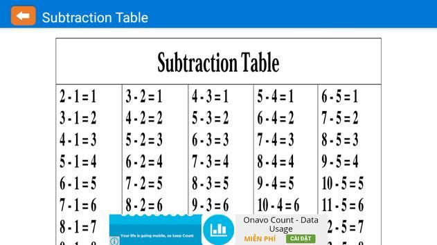 Fifth grade math screenshot 3