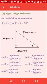 Mathematical Formulae Offline screenshot 6