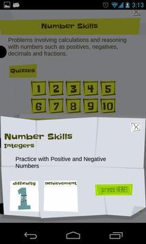Number Skillz screenshot 2
