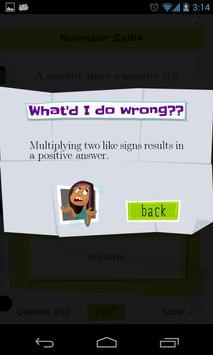Number Skillz screenshot 4