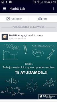MathU lab apk screenshot