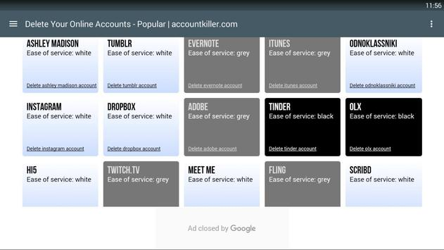 Account killer para android apk baixar ccuart Images