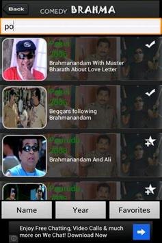 Brahmanandam Comedy screenshot 2