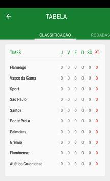 Campeonato Brasileiro 2018 - Futebol ao Vivo poster
