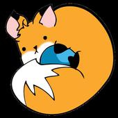 Floating Fox icon