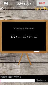 Math Boost poster