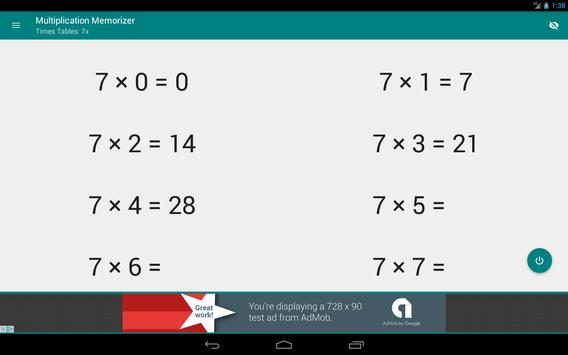 Multiplication Practice APK Download - Free Educational GAME for ...