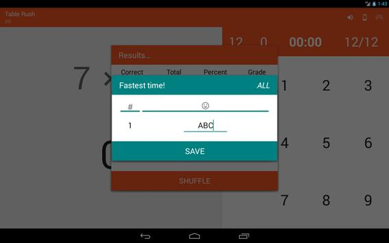 Multiplication Memorizer APK Download - Free Educational GAME for ...