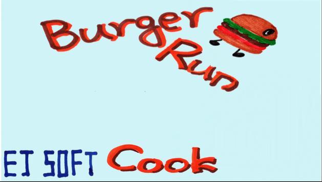 BurgerRun poster