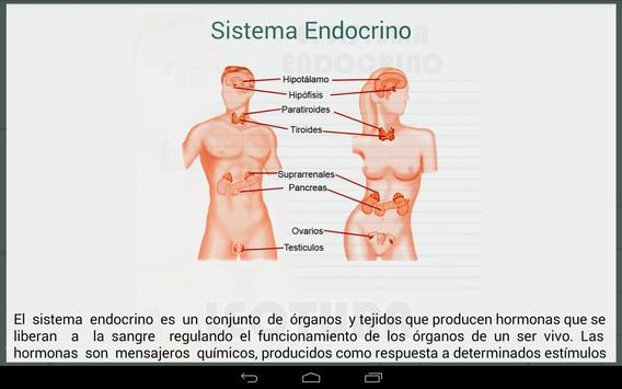 El Sistema Endocrino APK Download - Free Education APP for Android ...