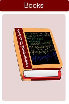 Mathematics Theorem poster