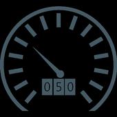 Miles - Kilometers icon