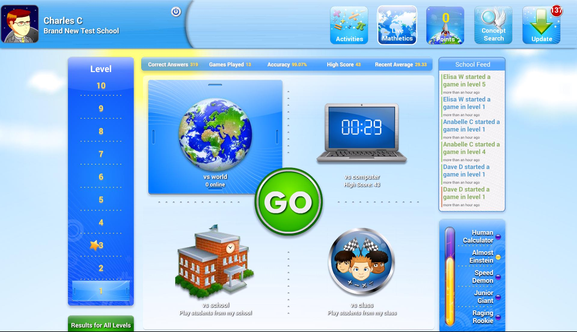 Mathletics for Android - APK Download