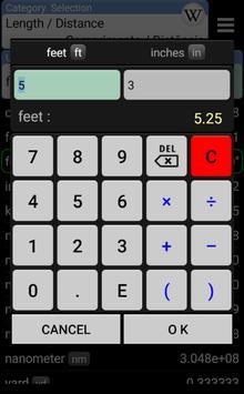 ConvertPad - Unit Converter ảnh chụp màn hình 3