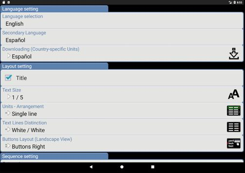 ConvertPad - Unit Converter ảnh chụp màn hình 11