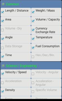 ConvertPad - Unit Converter screenshot 1