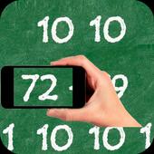 Maths Solution:Photo Simulator icon