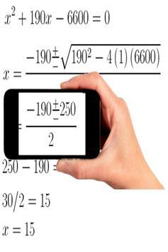 Maths Solution:Photo Simulator screenshot 1
