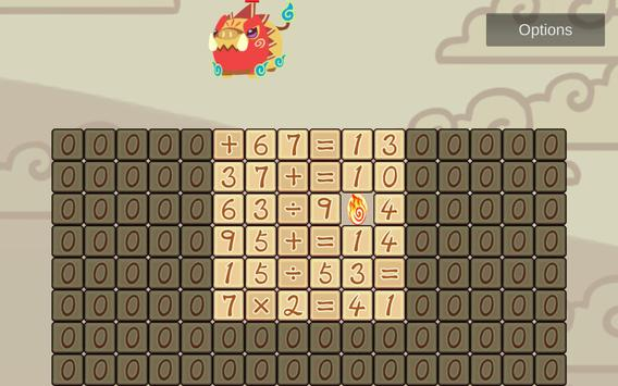 SkyHog Arithmetic Math Game screenshot 18