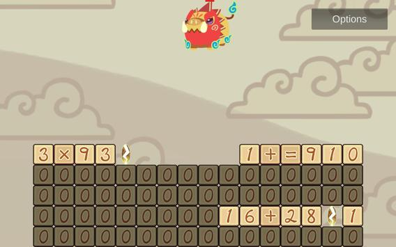 SkyHog Arithmetic Math Game screenshot 7
