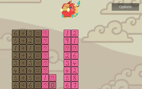 SkyHog Arithmetic Math Game screenshot 9