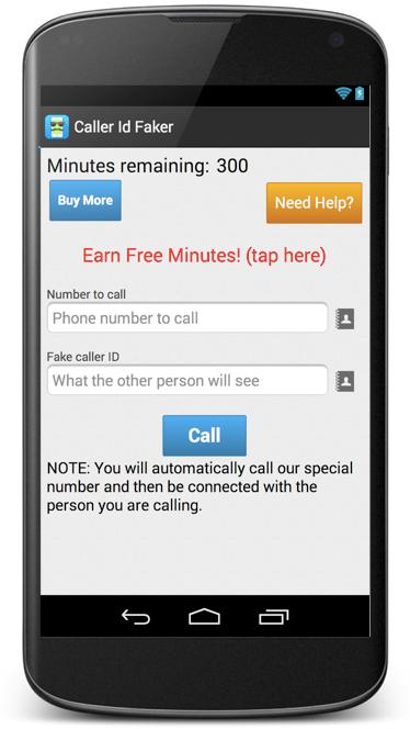 Caller ID Faker for Android - APK Download