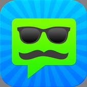 Anonymous Texting icon