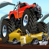 Monster Truck Machines icon