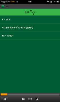 Physics Formulas apk screenshot