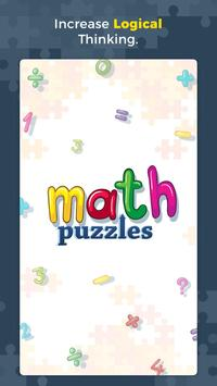 Maths Puzzle poster