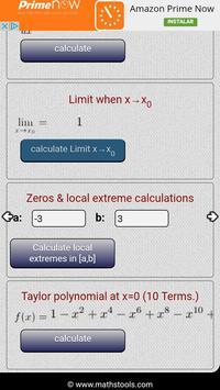 Integral calculator screenshot 4