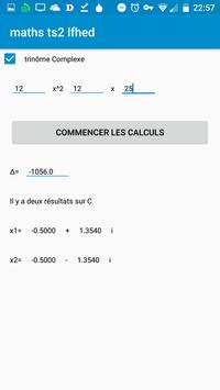 Maths de Terminales S (TS2 LFHED¬sterge) screenshot 3