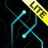 Tron Traces Lite - LWP icon
