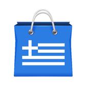 Buy Greek icon