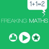 Freaking Maths Game icon