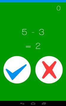 Freaking Maths Game screenshot 3