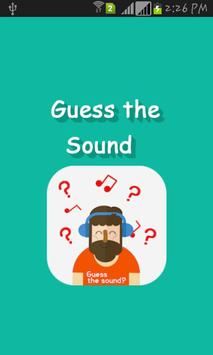 Guess The Sound poster