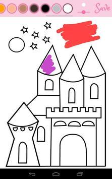 Princess Coloring Book screenshot 1