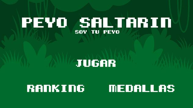 Peyo Saltarin apk screenshot